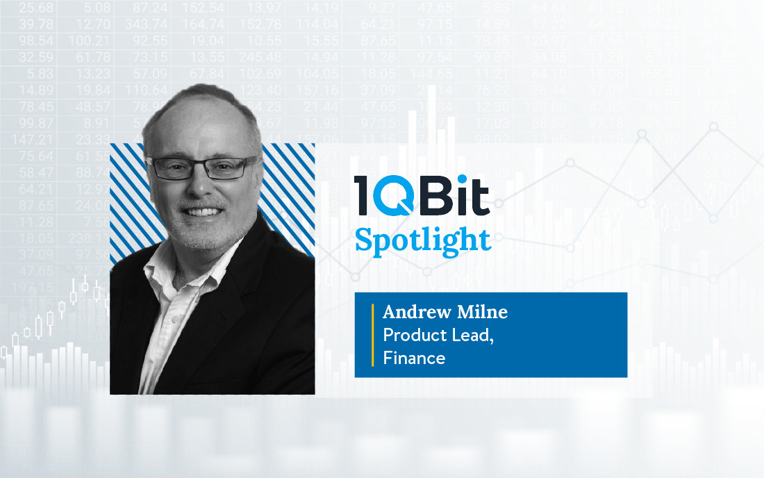 Andrew Milne, from Physics to Fintech