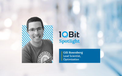 Gili Rosenberg's Journey: From Cycling Across Central America to Solving Optimization Problems at 1QBit